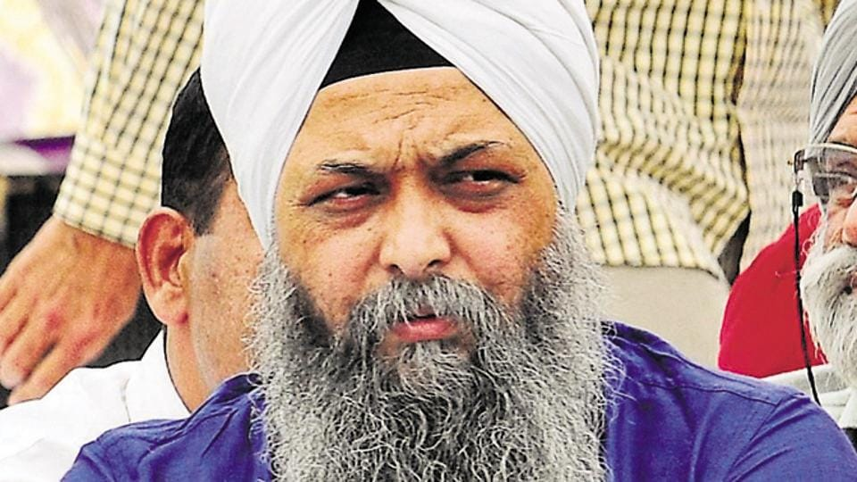 AAP Punjab affairs co-incharge Jarnail Singh.