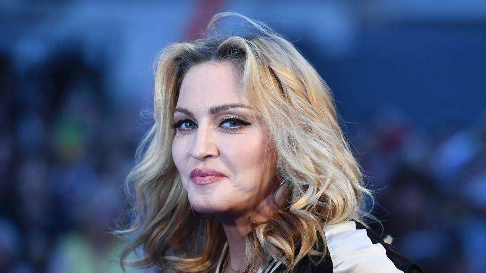 Madonna,Living for Love,Lourdes