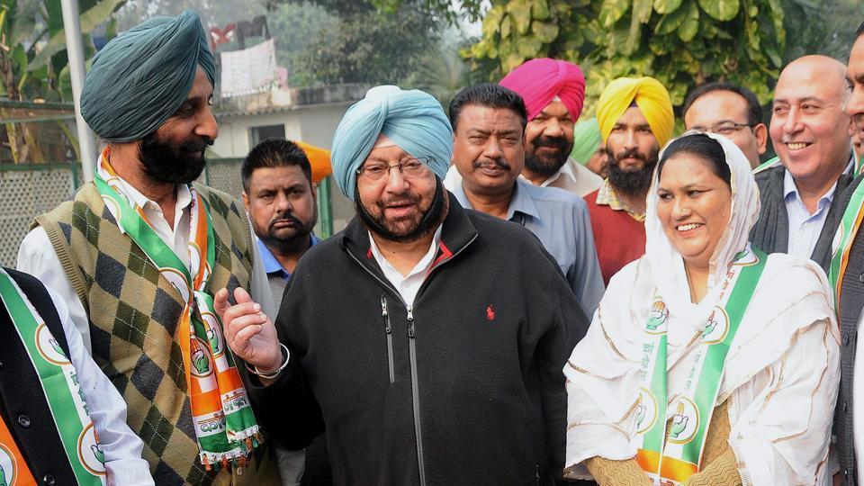 Punjab polls,two,MLAs