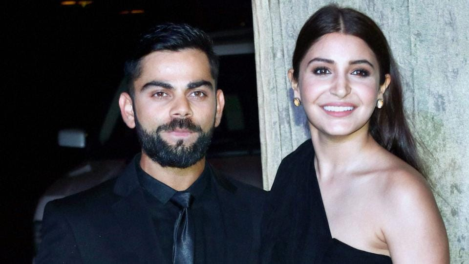 Indian Test cricket team captain Virat Kohli's tweet, supporting girlfriend Anushka Sharma after the Bollywood actress was trolled on social media, blaming her for his T20 performances, was named the Golden Tweet of the year in the annual report released by Twitter India.