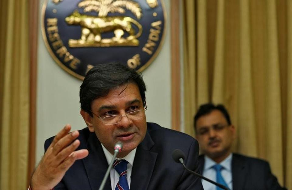 The Reserve Bank of India (RBI) Governor Urjit Patel attends a news conference after the bimonthly monetary policy review in Mumbai.