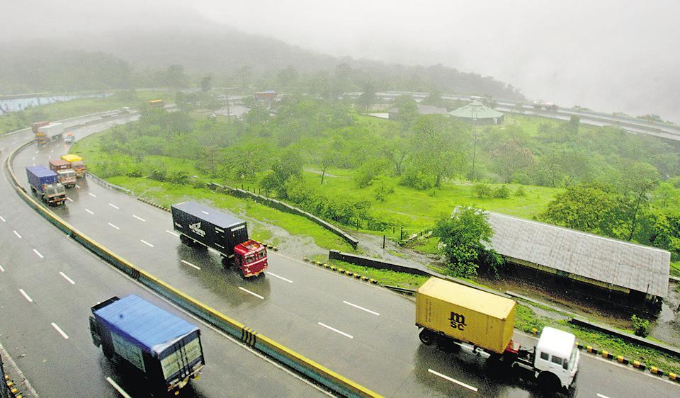 Mumbai Pune Expressway,MSRDC,Tunnels