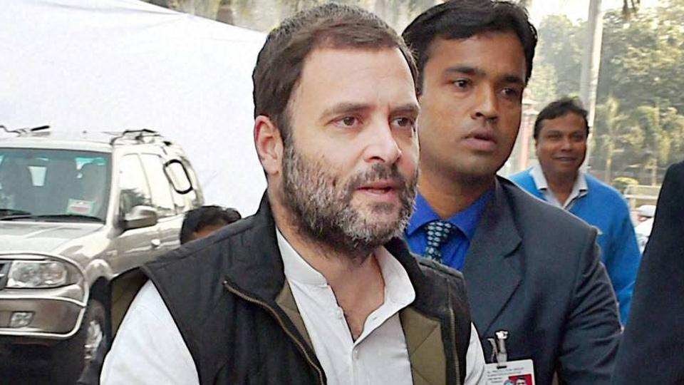 Who in UPA govt received bribe in Chopper deal: BJP asks Rahul