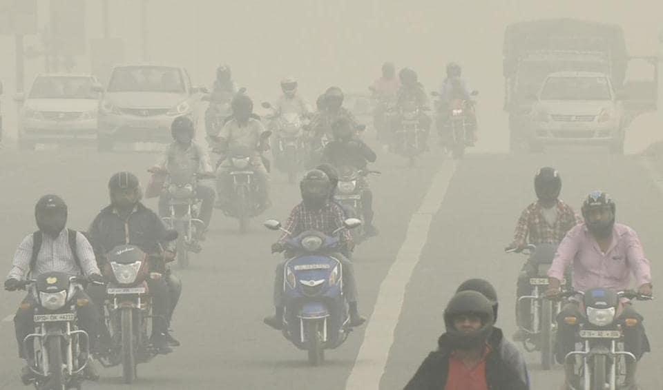 Delhi air,Air Pollution,SAFAR