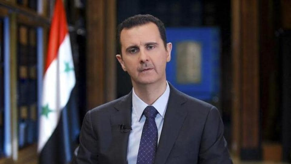 Bashar Al Assad,Syria,Syrian Civil War