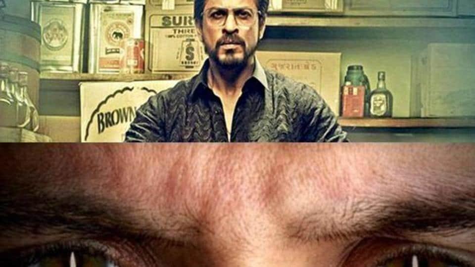Shah Rukh Khan,Hrithik Roshan,Kaabil