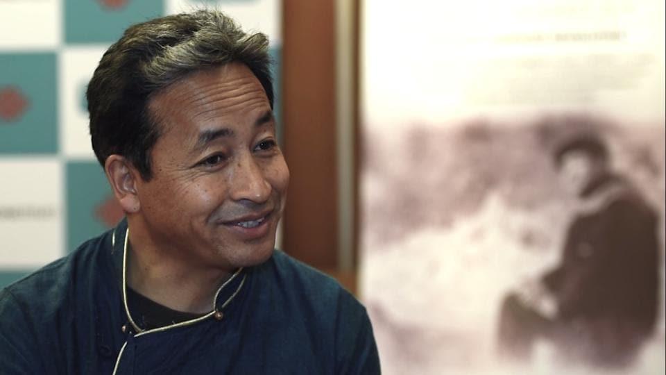 Sonam Wangchuk,SECMOL,3 Idiots