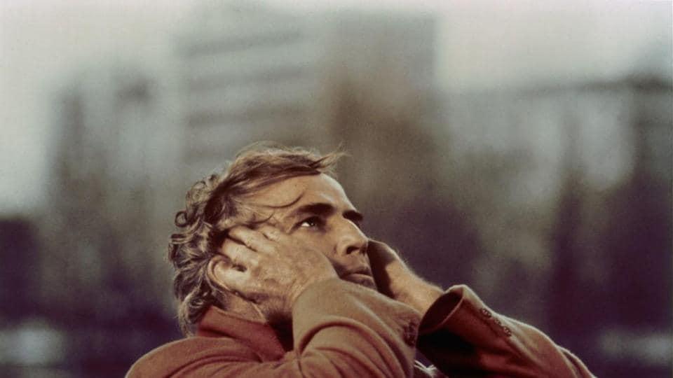 Last Tango in Paris,Marlon Brando,Maria Schneider
