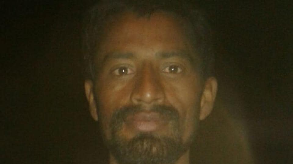 The man, identified as Ali Ahmad Umar, 35 was arrested at about 6.30am.