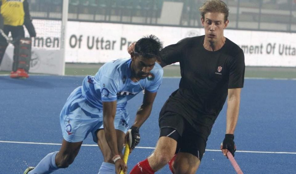 India defeated Canada in their opening match of 2016 Hockey Junior World Cup.