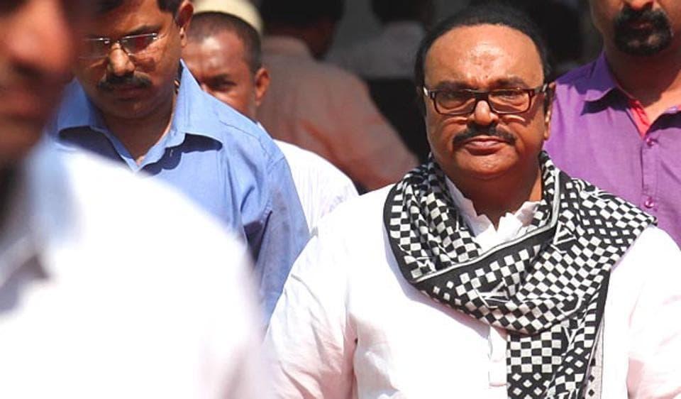 Senior NCP leader Chhagan Bhujbal