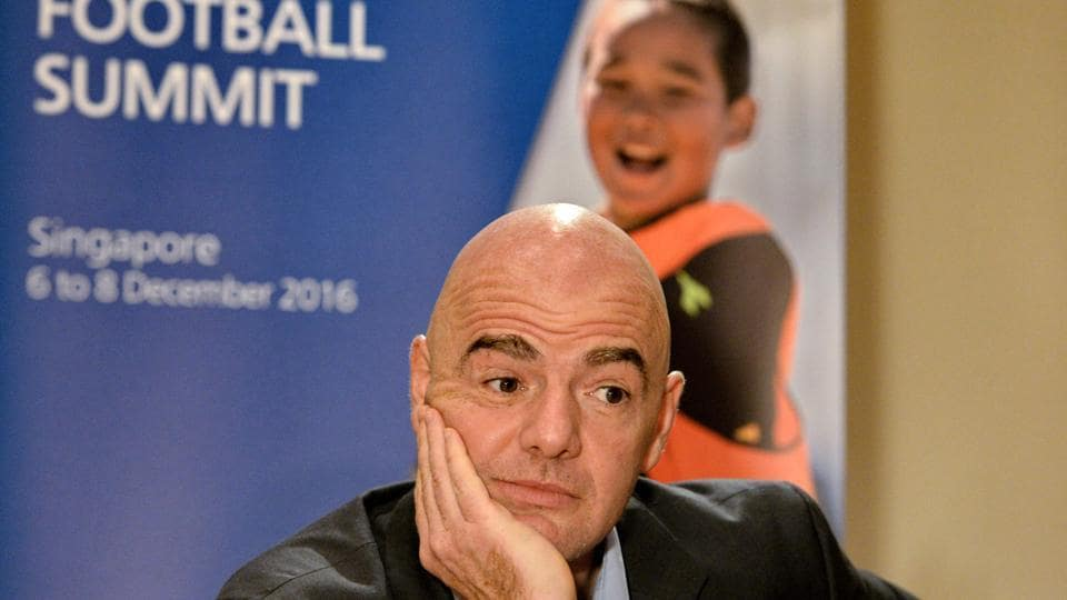 FIFA president Gianni Infantino promised during the  FIFA Executive Football Summit in Singapore to look into ways to prevent sex abuse in the wake of the scandal sweeping the game in England.
