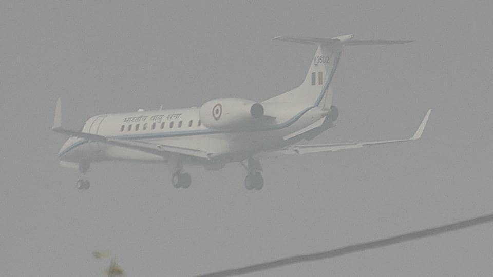 Delhi-bound flights have been delayed, rescheduled and cancelled due to dense fog at the Indira Gandhi International Airport.
