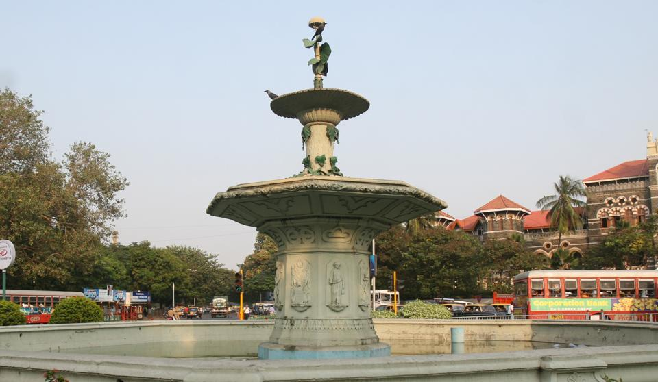 The Wellington Fountainis among the four heritage sites which will be restored.