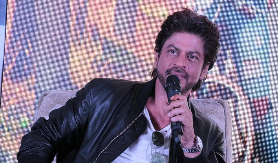"Actor Shah Rukh Khan longs for things to be different, says, ""I wish we had times when we could just have fun."""
