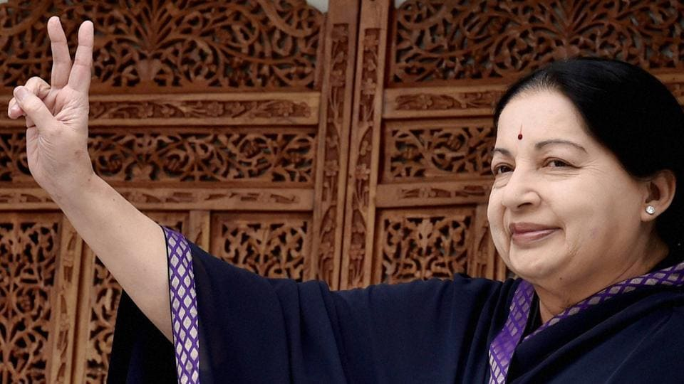 J Jayalalithaa was always smiling enigmatically, managing to radiate charisma