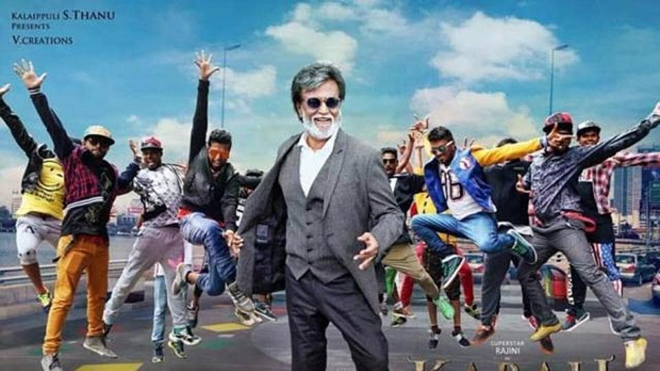 The trailer of Kabali was the top-trending video on YouTube.