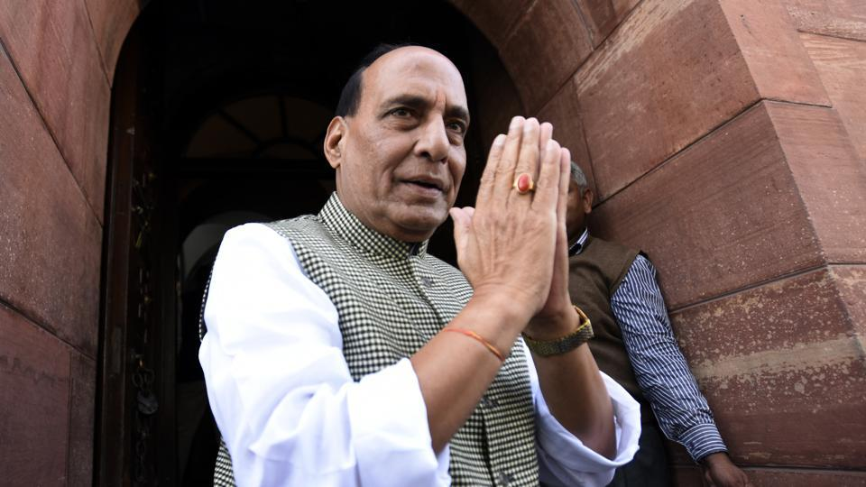 Union home minister Rajnath Singh who worked as a lecturer of physics, also said that nobel laureate German physicist Werner Heisenberg, got the idea of basic uncertainty of principles while he was discussing Vedas with Rabindranath Tagore.