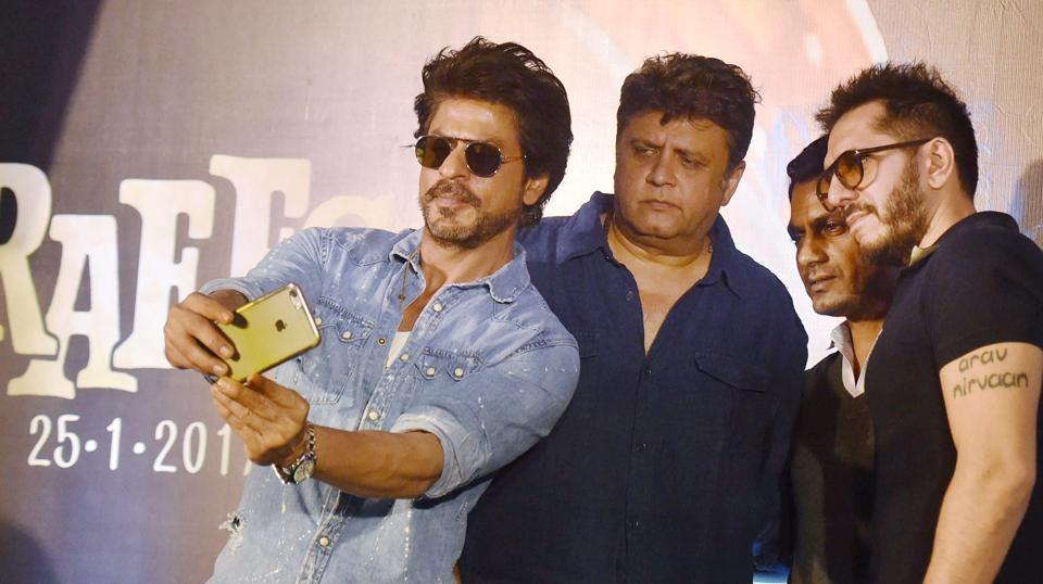 The trailer of Raees can also remind you of Ajay Devgn's Once Upon A Time In Mumbai. (PTI)