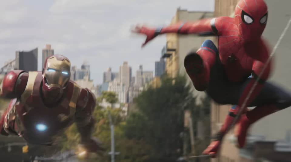 Spider-Man: Homecoming opens July 7, 2017