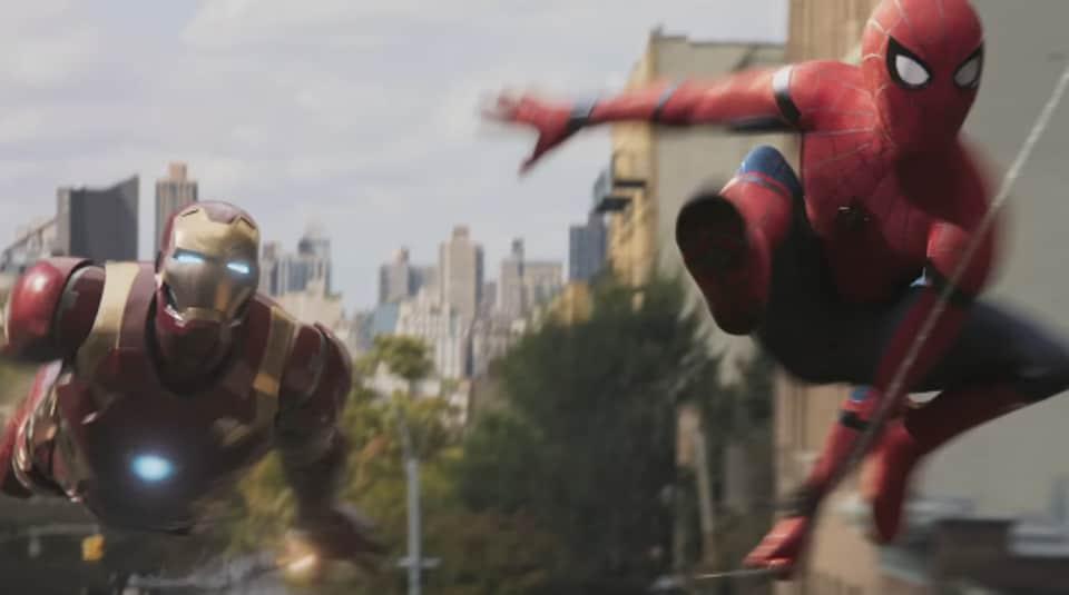 Spider-Man Homecoming,Spider Man Homecoming Trailer,Tom Holland