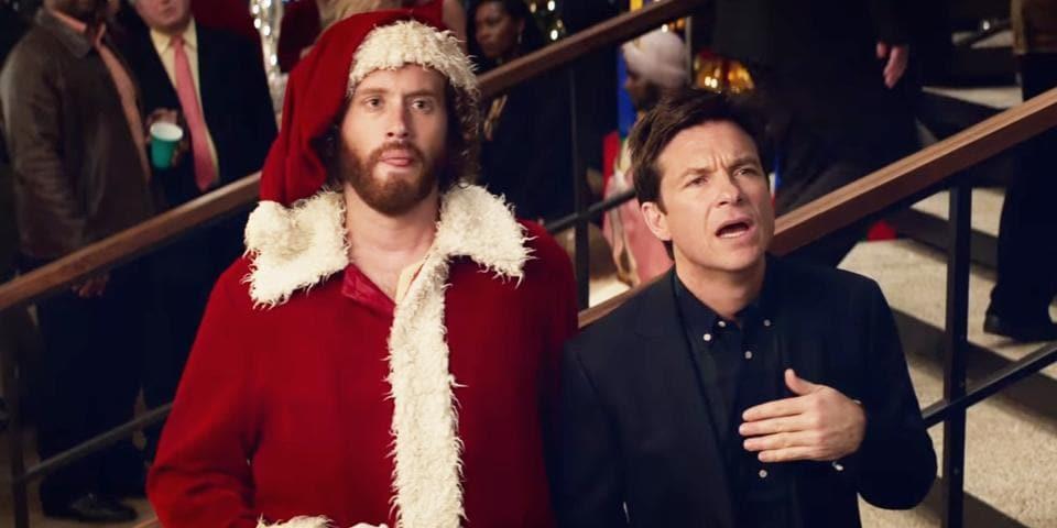Jennifer Aniston,Jason Bateman,Festive season