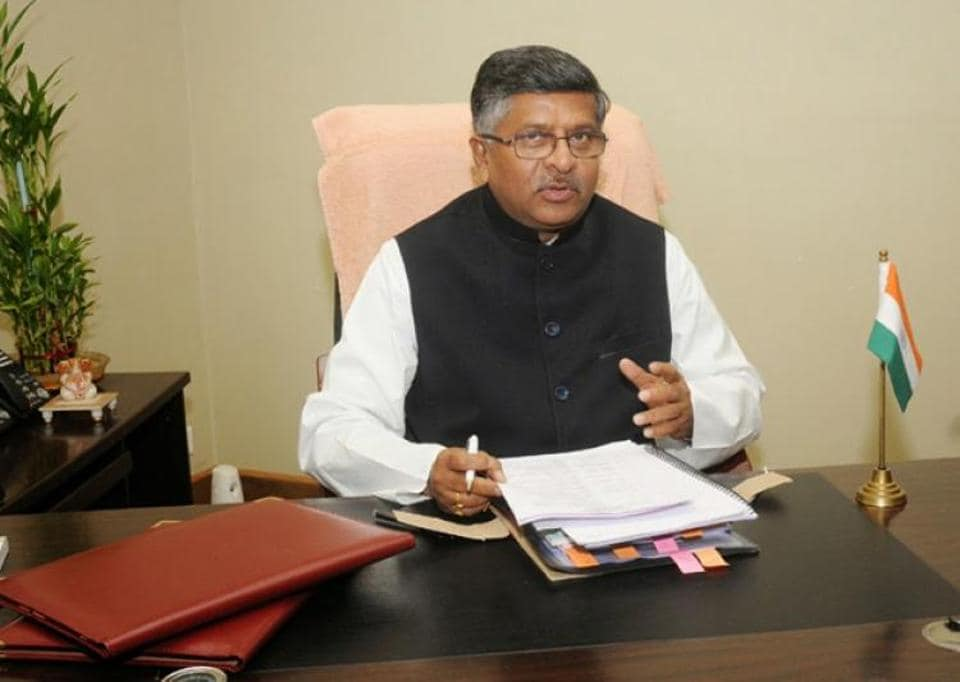 The ministry of electronics and IT (MeitY) has sent out media invitations saying that the new TV Channel will be launched by Union Minister of Electronics and IT Ravi Shankar Prasad and PP Chaudhary, MoS, Electronics & IT at around 3 PM.