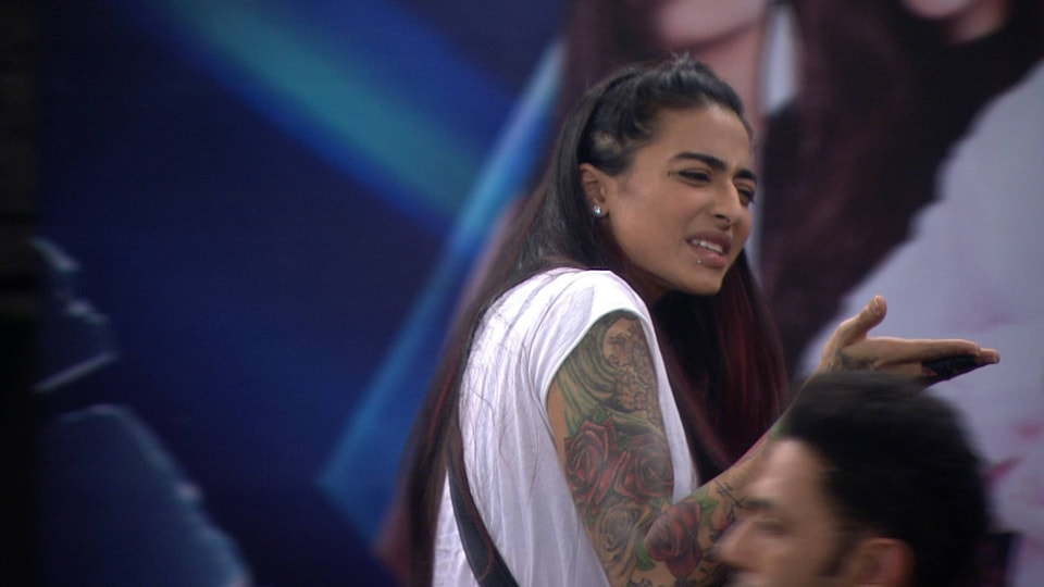 Bani gets angry and walks out of the press conference that was organised inside the Bigg Boss house.