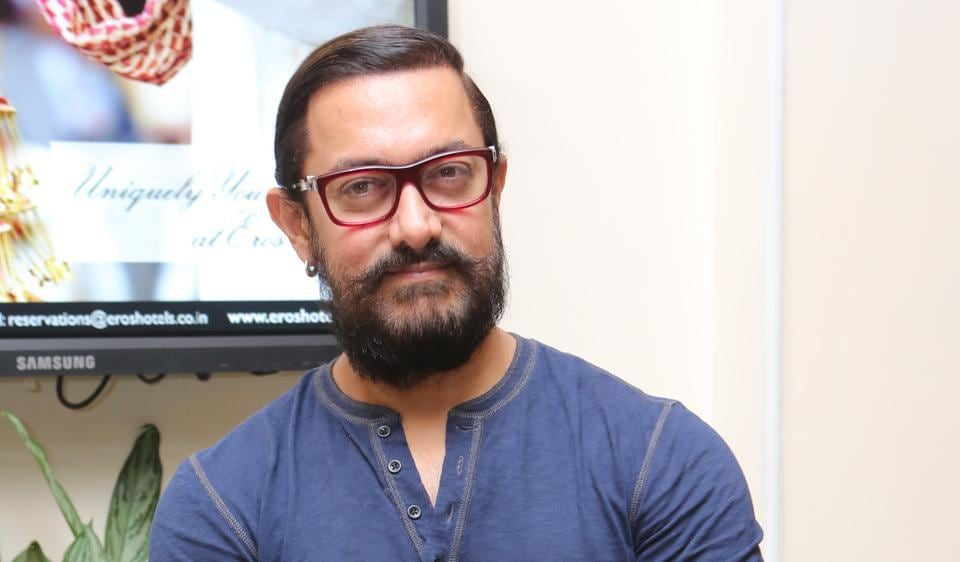 Actor Aamir Khan says there is no such thing as perfection, certainly not in the creative field.