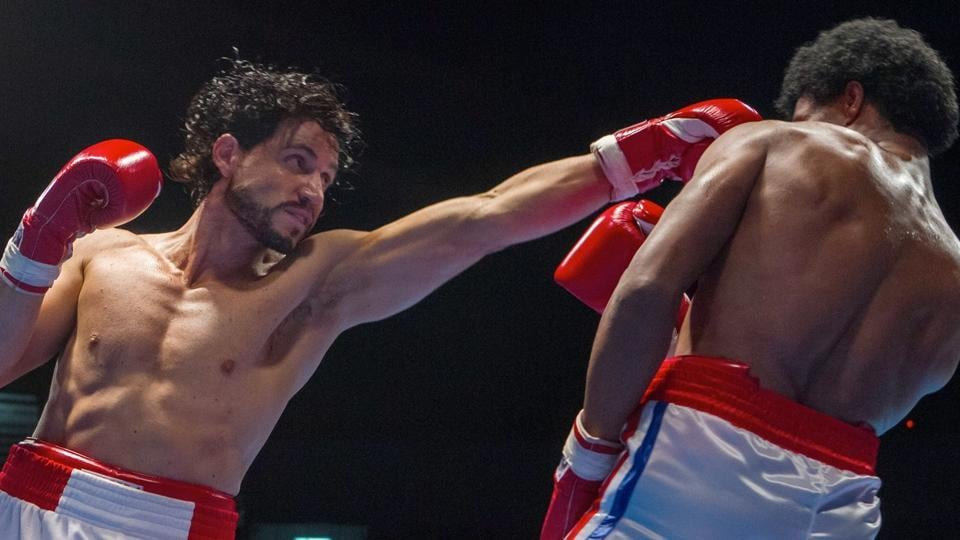 Hands of Stone,Hands of Stone Review,Edgar Ramirez