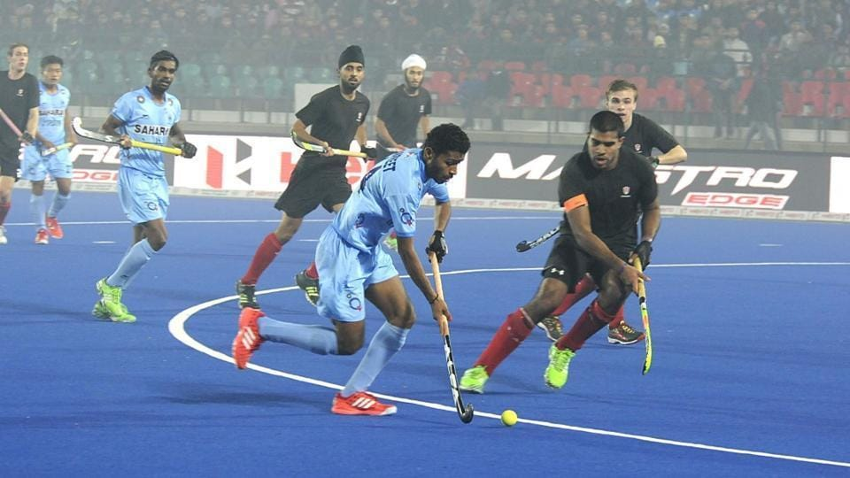 India will face England in their second match of the 2016 Hockey Junior World Cup.