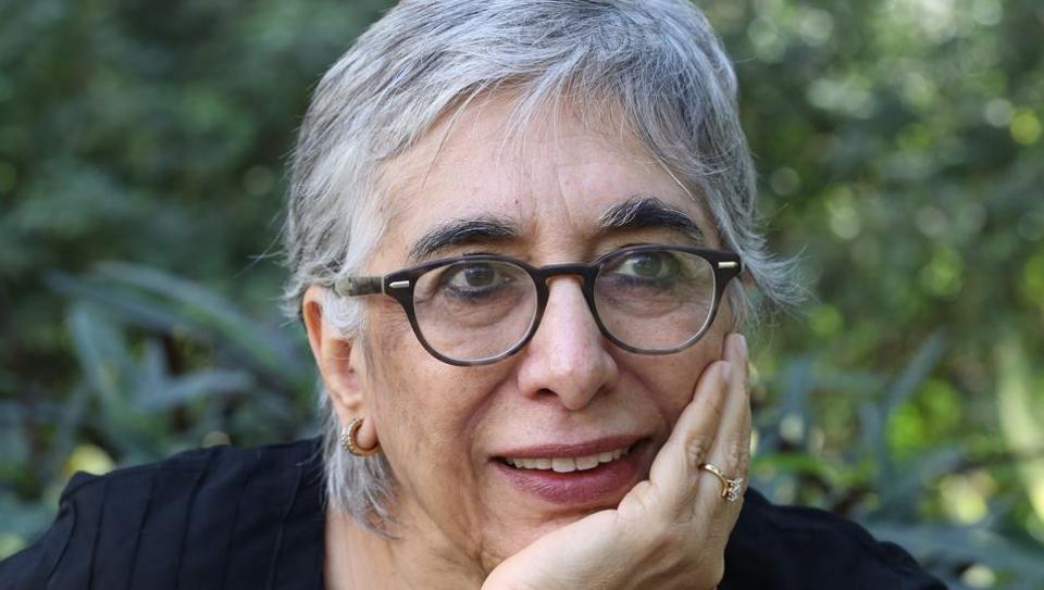 Author Manju Kapur.
