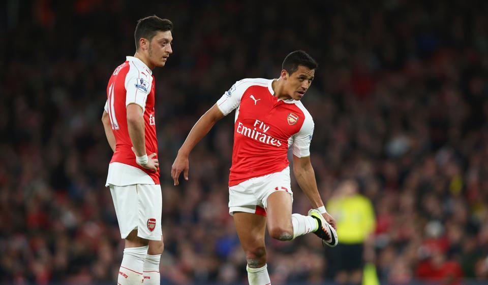 Arsene Wenger,Arsenal,Alexis Sanchez