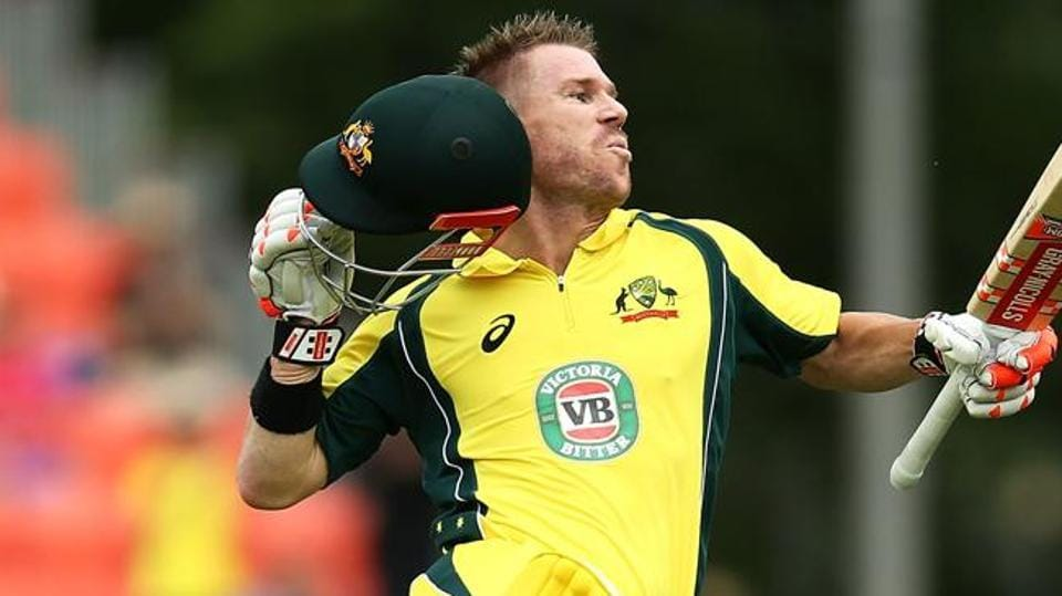 David Warner had scored a century in the second ODI in Canberra. He got one in Melbourne on Friday to help Australia seal the series 3-0