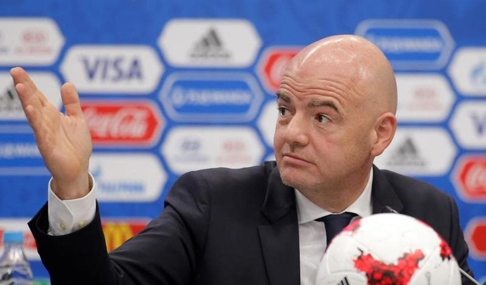 In a letter sent to FIFA President Gianni Infantino in early October lawyers acting on behalf of the FNV and Alam gave the football body three weeks to admit complicity and pay damages.