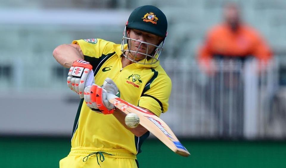 David Warner,Australia vs New Zealand,Melbourne Cricket Ground