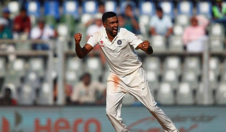 Ravichandran Ashwin, who is now seventh on the list of India's leading wicket takers in Tests after he went past Javagal Srinath's record of 236 wickets in Test, is now two wickets adrift of BS Chandrasekhar's mark of 242.