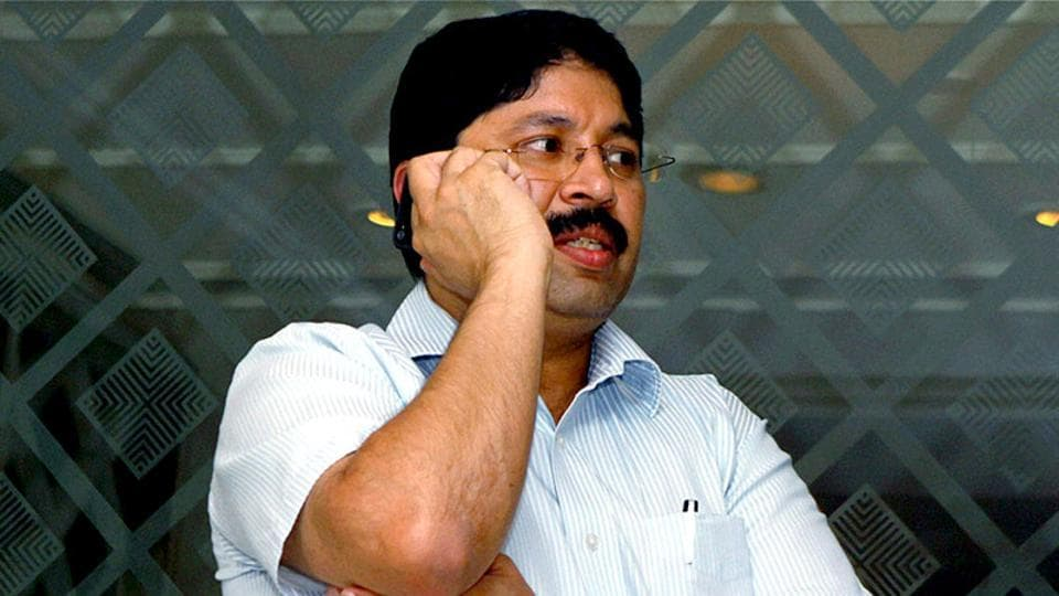 Former Union minister and DMK leader Dayanidhi Maran has been charged byCBI under criminal conspiracy and forgery case.
