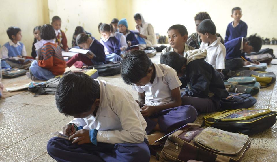 The grading of the schools will start from session 2017-18 with external evaluators, and the final survey will be conducted by a reputed organisation of India.