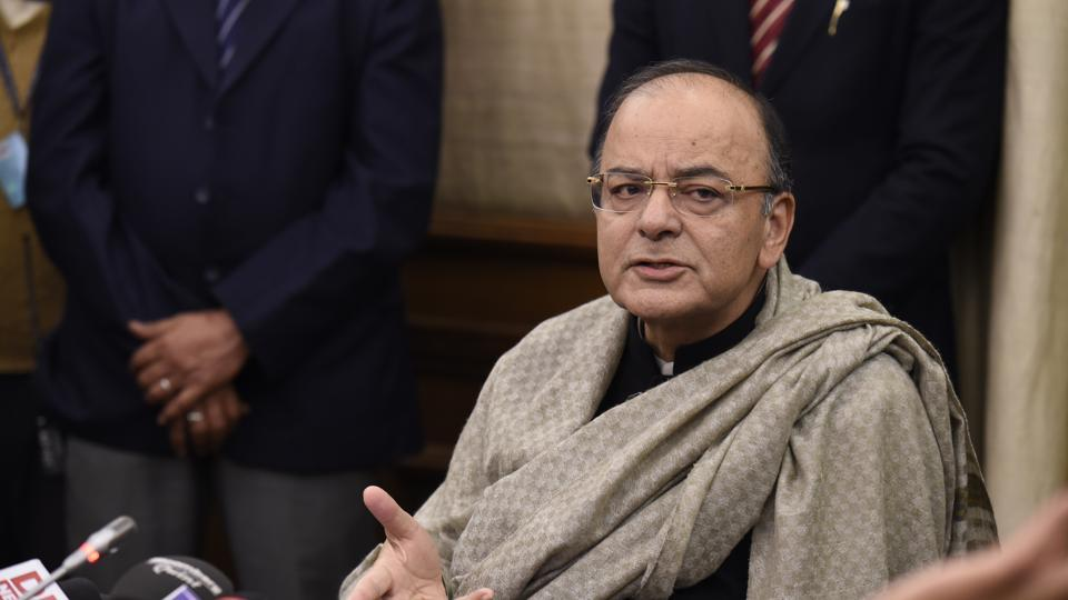 Finance minister Arun Jaitley told the Parliament that India has some reservations about the process used by World Bank.