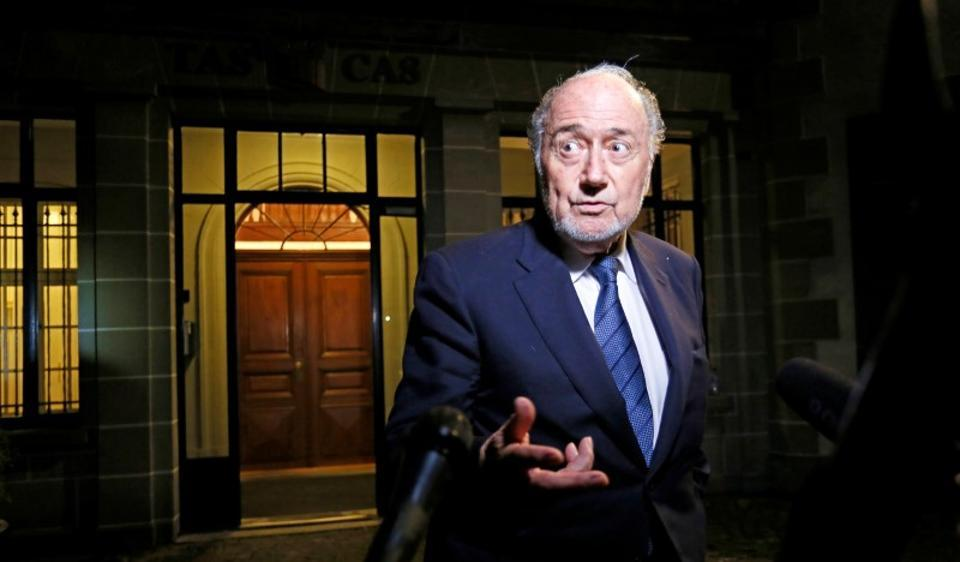Sepp Blatter, 80, lost his Court of Arbitration (CAS) appeal on Monday against a six-year ban for ethics violations, imposed amid the corruption scandal to hit Fifa.