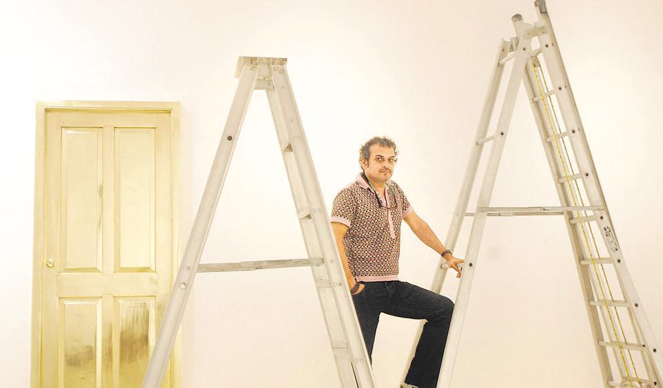 Subodh Gupta,Anhad/Unstuck,Exhibition
