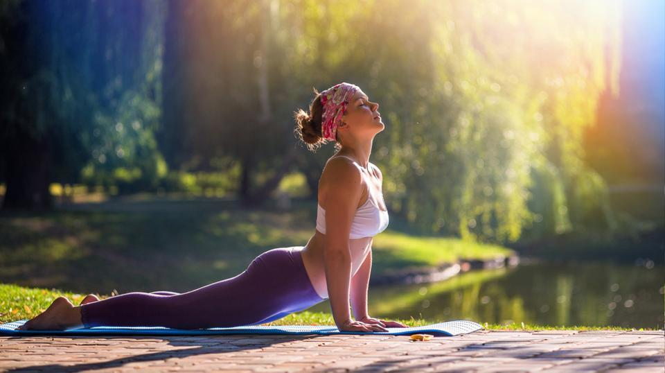 Yoga could go a long way in managing the effects of air pollution.