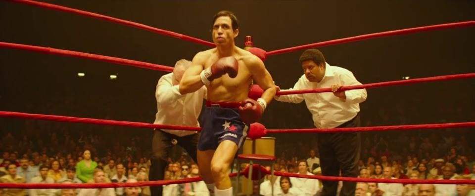 The movie is a biopic on the Panamanian welterweight boxing champion, Roberto Duran.