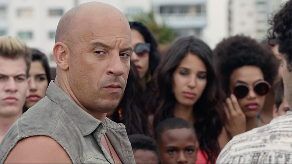 Fast and Furious,The Fate of the Furious,Vin Diesel
