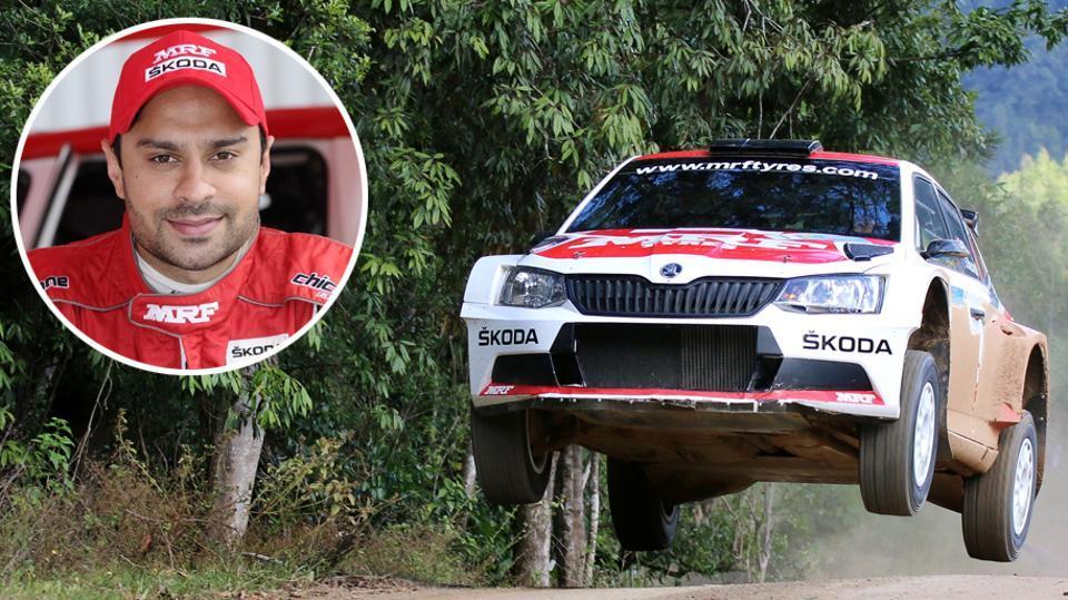 Gaurav Gill,Team MRF Skoda,APRC