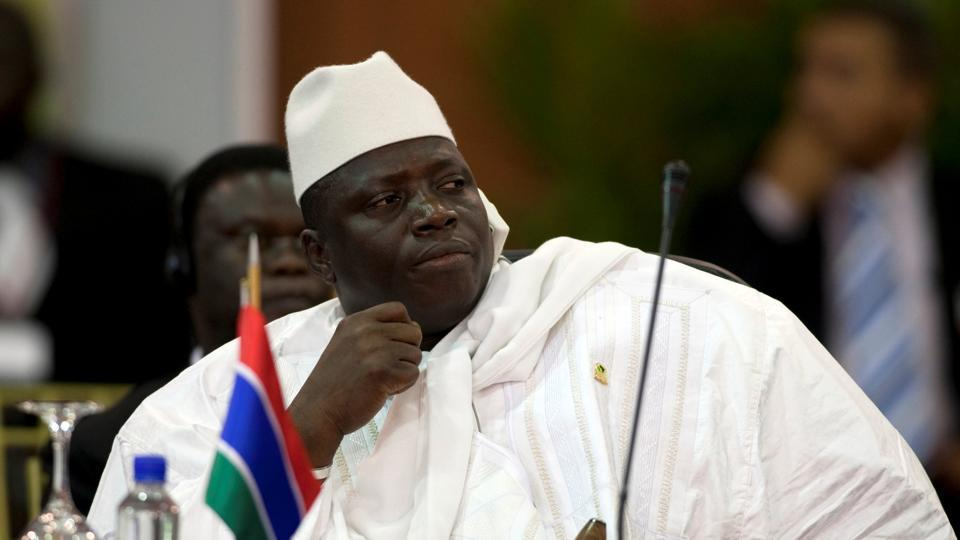In a speech on state television, President Yahya Jammeh said that investigations since the Dec. 1 vote have revealed a number of voting irregularities that he called unacceptable.
