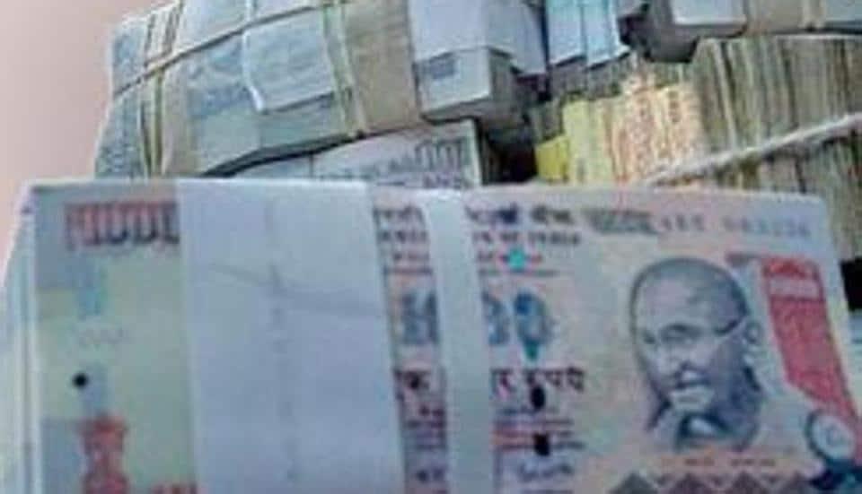 Pune,BJP worker,Cash Seized