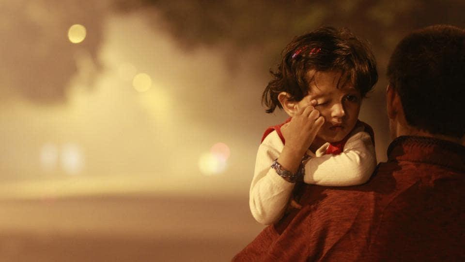 Air pollution,Air pollutants,Delhi's air