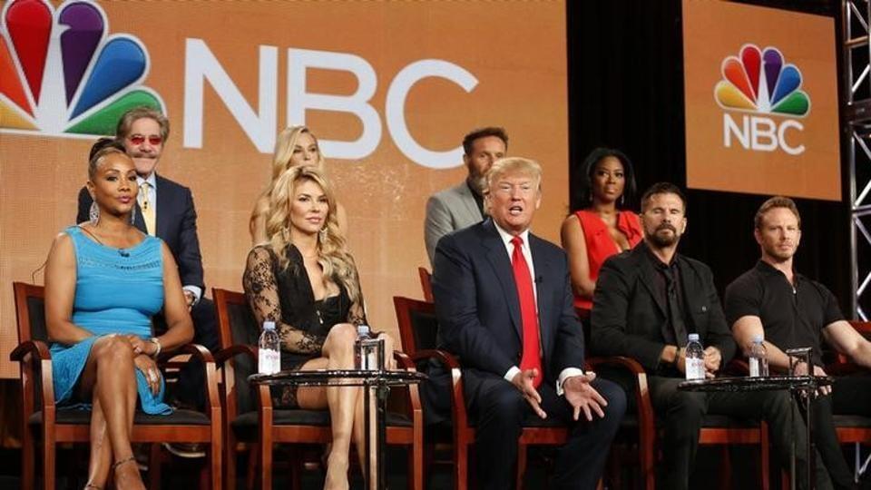 Donald Trump,The Apprentice,Fake News
